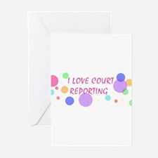 Funny Court Greeting Cards (Pk of 10)