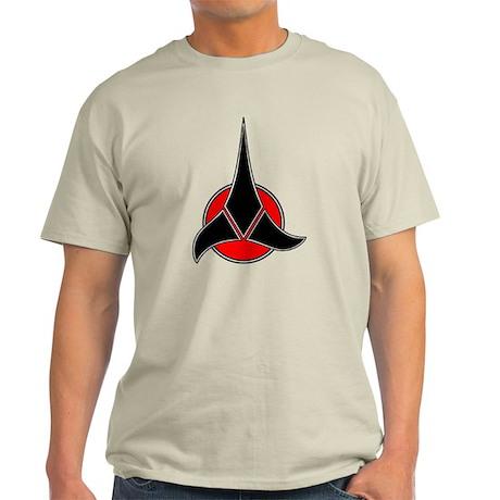 Klingon Symbol Light T-Shirt