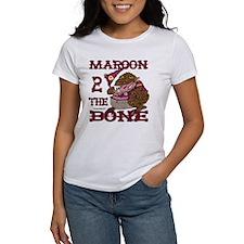 Maroon 2 The Bone Tee