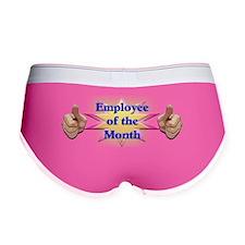 All Star Employee Women's Boy Brief