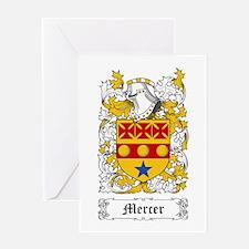 Mercer Greeting Card