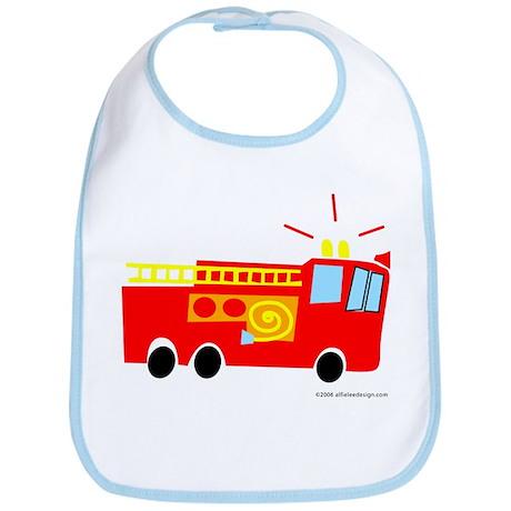 One Fire Truck! Bib
