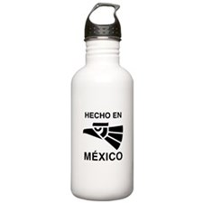 Hecho en Mexico Water Bottle