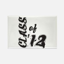 Class of '12 Rectangle Magnet