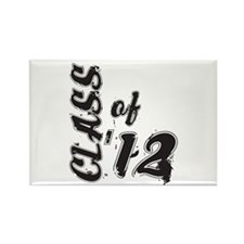 Class of '12 Rectangle Magnet (10 pack)