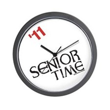 Class of 2011 Senior Time Wall Clock
