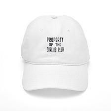 Property of the Curling Club Baseball Cap