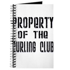 Property of the Curling Club Journal