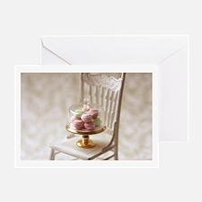 Unique Macaron Greeting Card