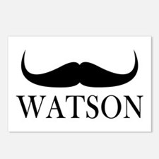 Watson Postcards (Package of 8)