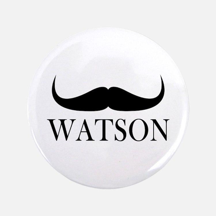 """Watson 3.5"""" Button"""