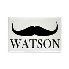 Watson Rectangle Magnet (10 pack)
