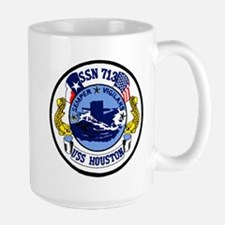 USS Houston SSN 713 Mug