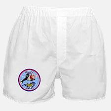 USS Buffalo SSN 715 Boxer Shorts