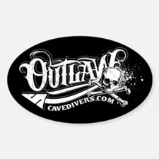 outlaw-cavedivers jpeg Decal