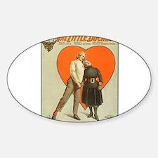 Unique Duchess Sticker (Oval)