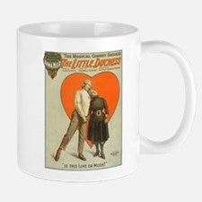 Cute Vintage musical theater Mug