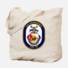 USS Providence Tote Bag