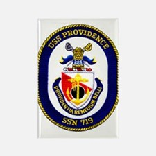 USS Providence SSN 719 Rectangle Magnet