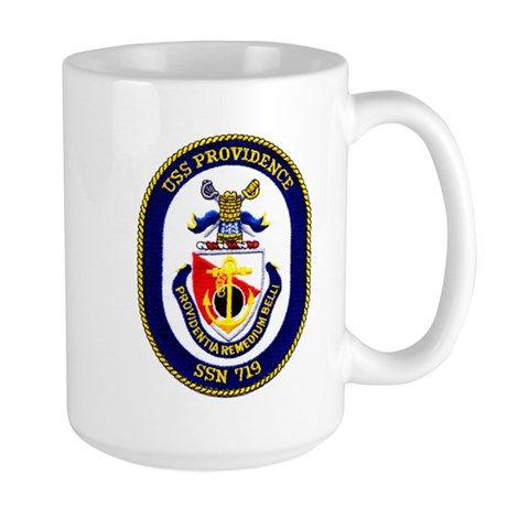 USS Providence SSN 719 Large Mug