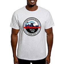 USS Chicago SSN 721 T-Shirt