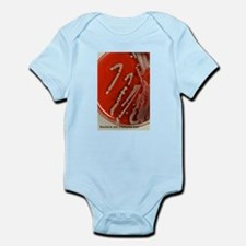 Bacteria Are Creatures Too Infant Bodysuit