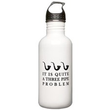 Three Pipe Problem Water Bottle