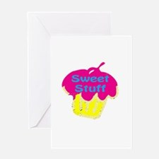 Sweet Stuff Greeting Card