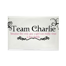 Cute Team charlie Rectangle Magnet