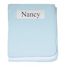 Nancy 3 baby blanket