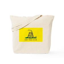 The Gadsden Flags Tote Bag
