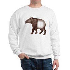 Malayan Asian Tapir Sweatshirt