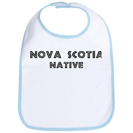 Nova Scotia Native Bib
