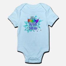 Party! My Crib! Infant Bodysuit