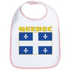 Quebec Flag Bib
