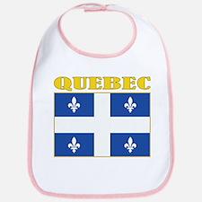 Quebec Flag Bib