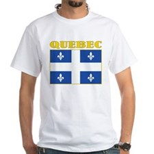 Quebec Flag Shirt