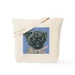 Pug Pup Tote Bag