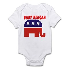 Baby Reagan Infant Creeper