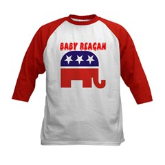 Baby Reagan Kids Baseball Jersey