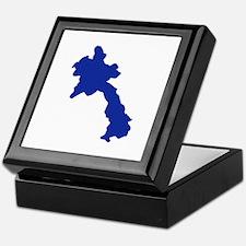 Laos Keepsake Box