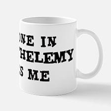 Someone in St. Barthelemy Mug