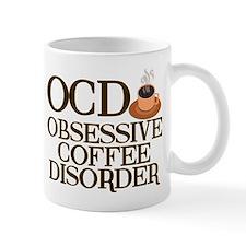 Funny Coffee Small Mug
