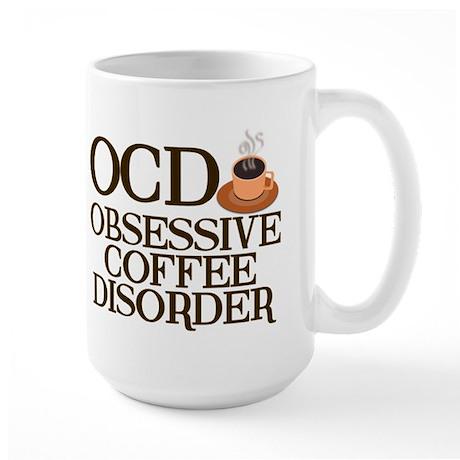 Funny Coffee Large Mug