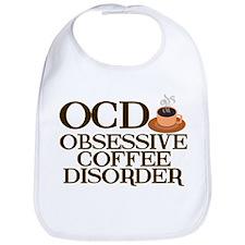 Funny Coffee Bib