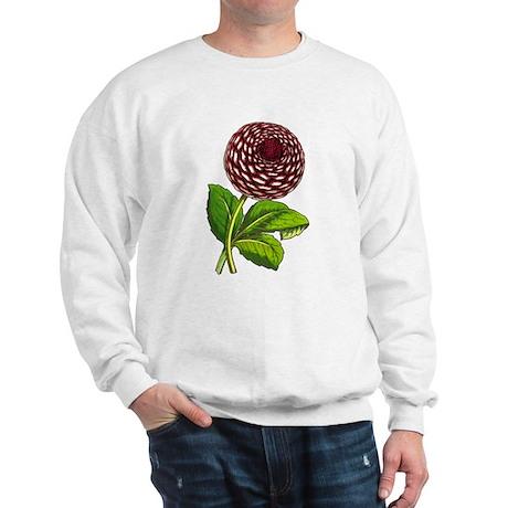 Big Beautiful Dahlia Sweatshirt