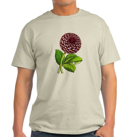 Big Beautiful Dahlia Light T-Shirt