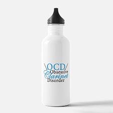 Cute Clarinet Water Bottle