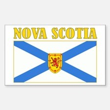 Nova Scotia Decal