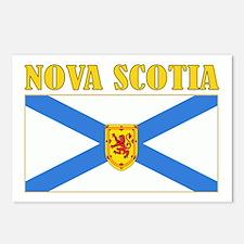 Nova Scotia Postcards (Package of 8)